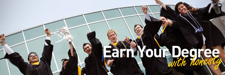Earn Your Degree