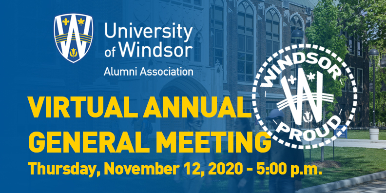 Virtual Annual General Meeting Link