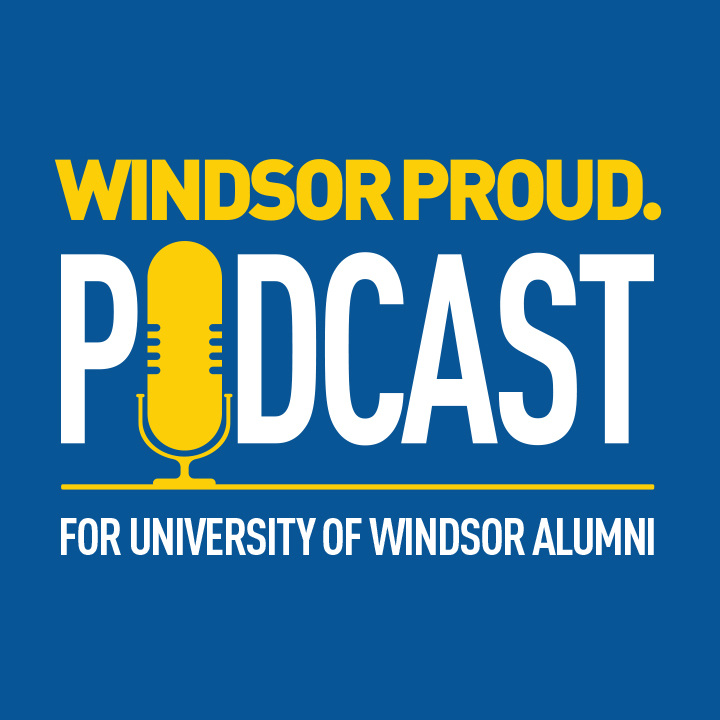 Windsor Proud Podcast Front Block