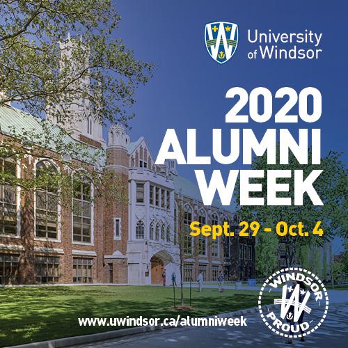 Alumni Week 2020 Link