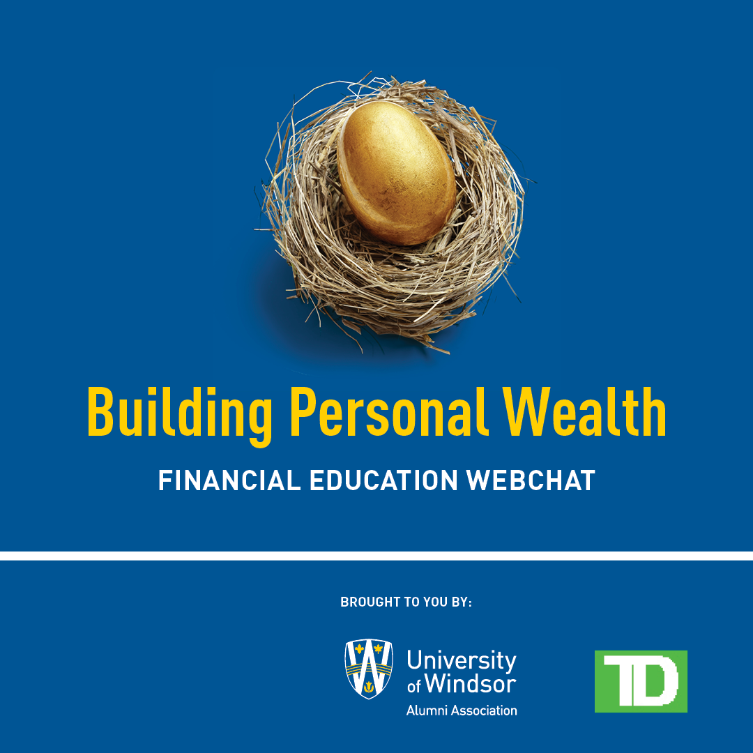 Building Personal Wealth Image