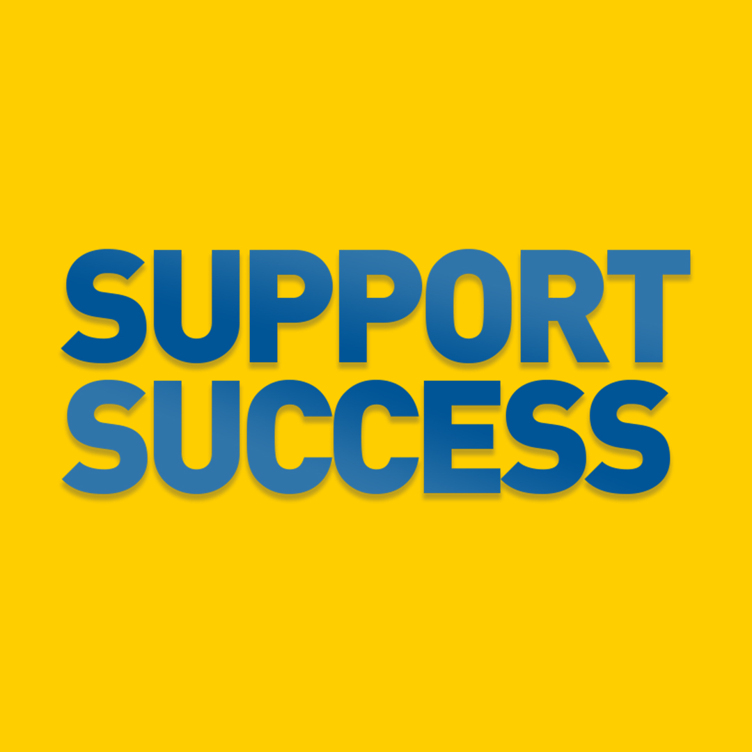 Link to Support Success Page