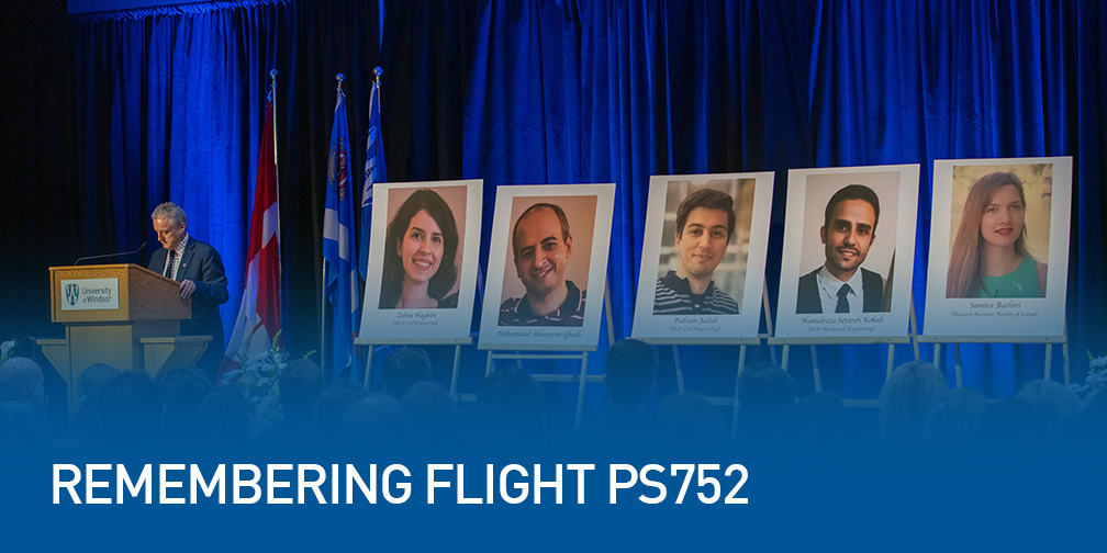 Remembering Flight PS752