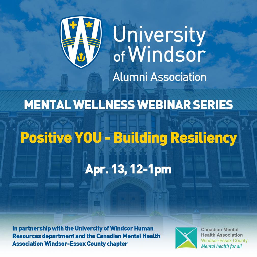 Mental Wellness Series Session 3 Image