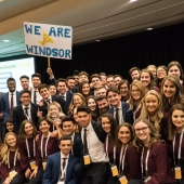 Projects of the UWindsor chapter of Enactus took top honours in every category at the student organization's Central Canada regional competition.
