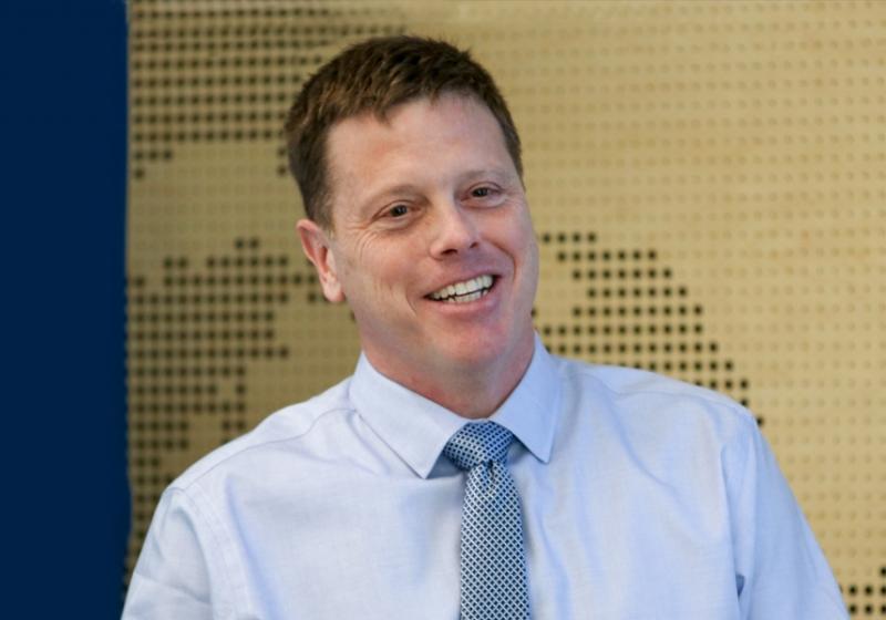UWindsor's Dr. Aaron Fisk, Tier 1 Canada Research Chair