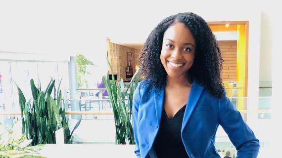 Windsor Law student Kayla Smith