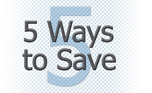 5 Way to Save