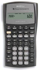 Texas Instruments Calculator TI BAII Plus