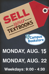 Textbook Buyback August 15-22, 2016