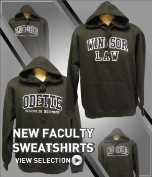 New product - Faculty Sweatshirts