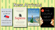 General Reading new arrivals February 2017