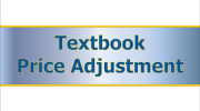 Textbook Price Adjustment