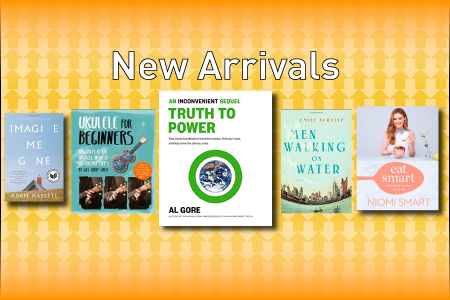 General Reading new arrivals