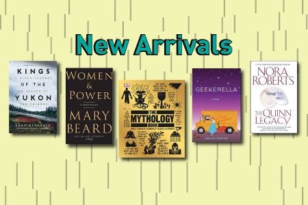 General Reading Books - New Arrivals