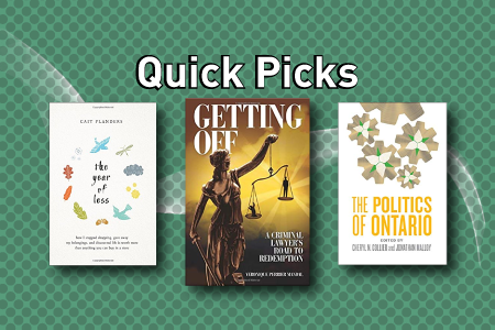 General Reading Books - Quick Picks