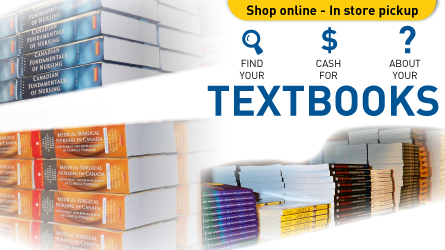Textbook and course material information. Sell your books for cash.