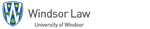 UWindsor Law Logo