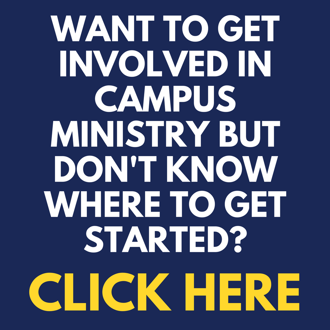 Connect to Campus Ministry - Click Here
