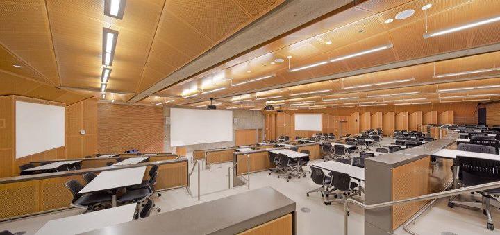 Classroom Hvac Design : Interactive classrooms campus transformation