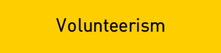 Volunteerism Button