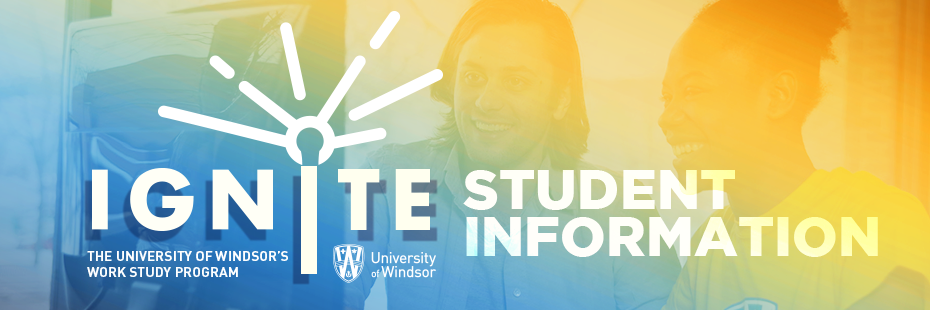 ignite  student information