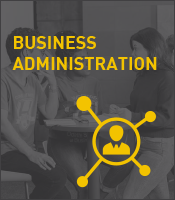 Business Admin. Program Icon