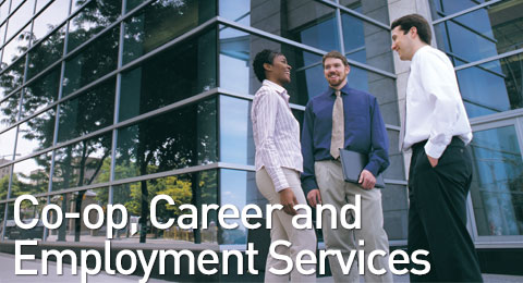 Co-op, Career and Employment Services