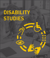 Disability Studies Program Icon