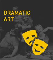 Dramatic Art Program Icon