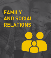 Family & Social Relations Program Icon