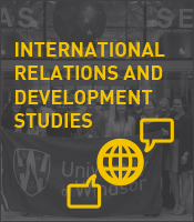 International Relations and Development Studies