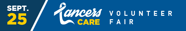 Lancers Care Volunteer Fair