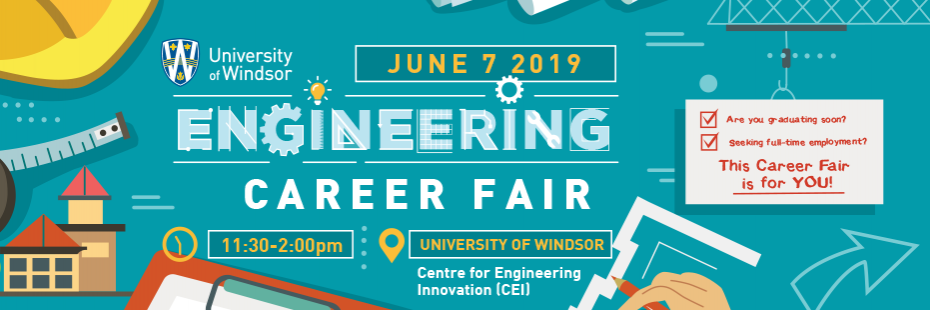 Engineering Career fair banner