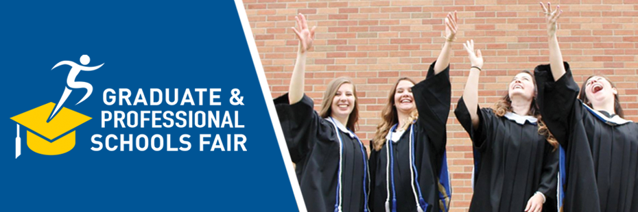 Grad & Professional School Fair Header