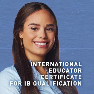 IB Qualifications student
