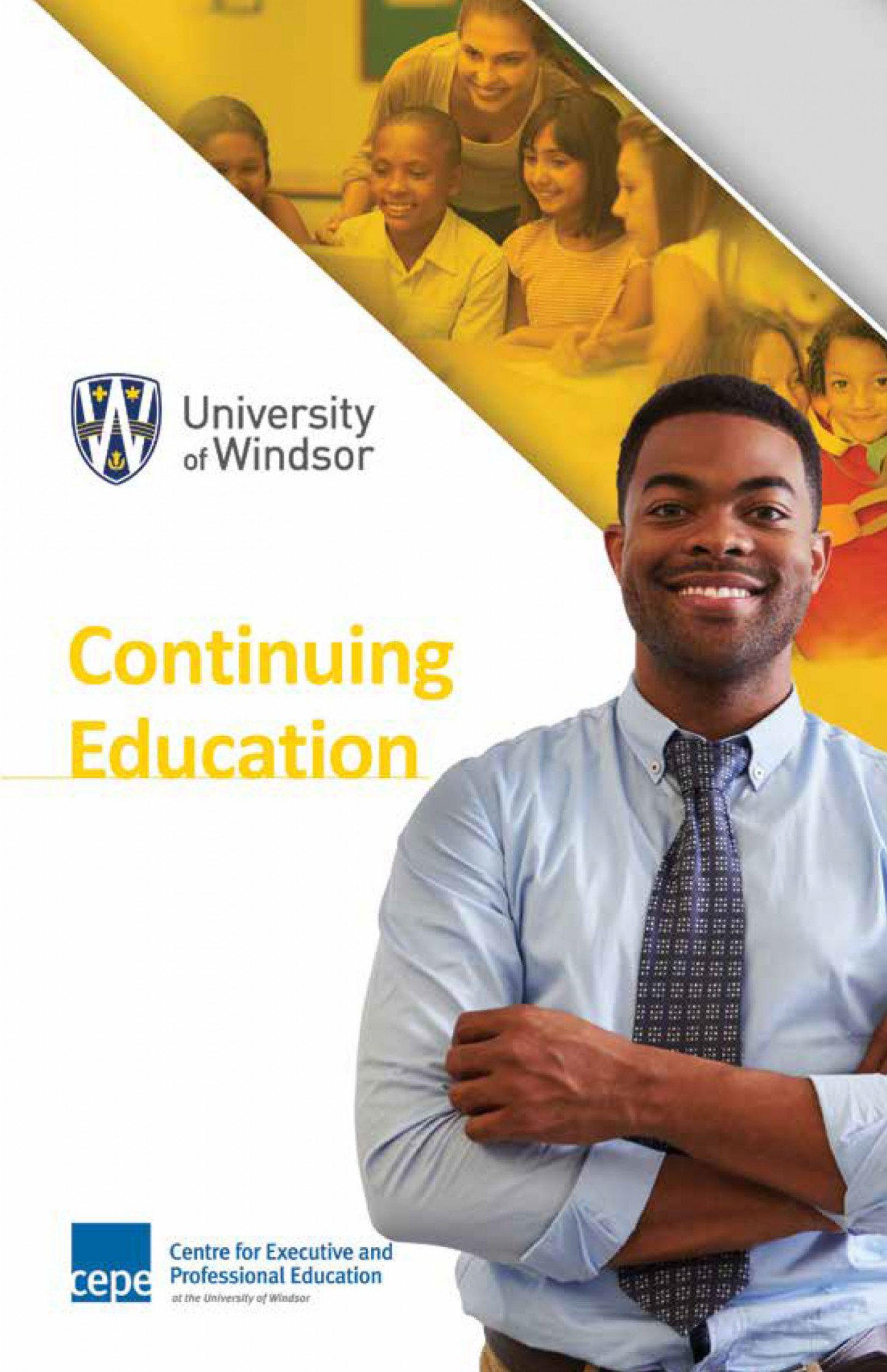 Cover of the Continuing Education Booklet
