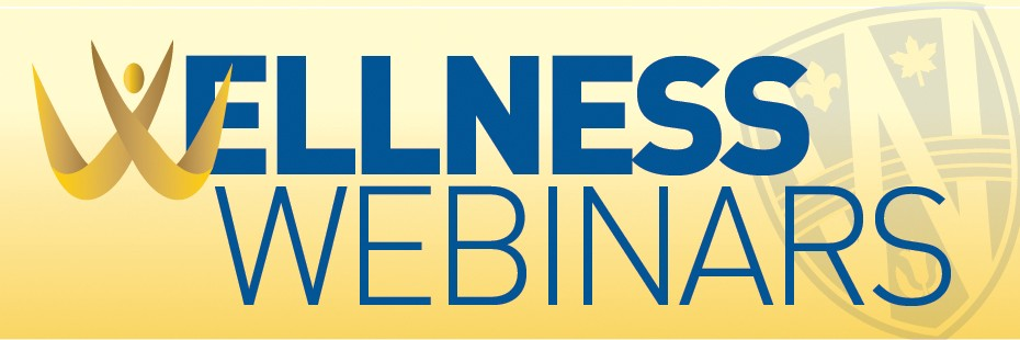 Wellness Webinar graphic