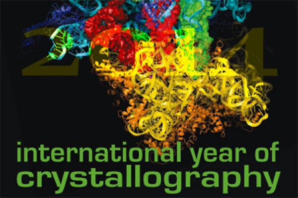"Graphic ""2014: the year of crystallography"""