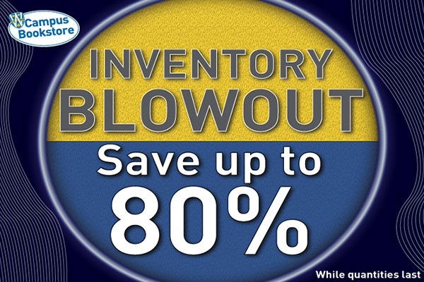 Inventory Blowout graphic