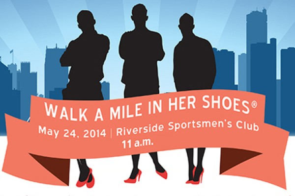 Walk a Mile in Her Shoes poster image