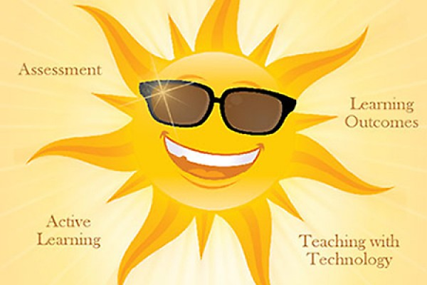 The Summer Series on Teaching and Learning runs August 12 to 14.