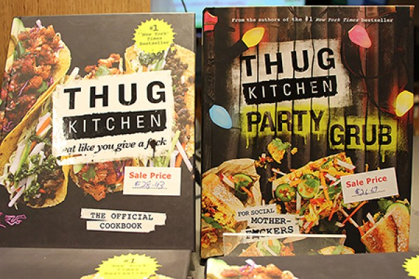 Cookbooks by Thug Kitchen