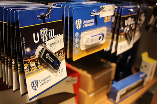 UWindsor-themed memory sticks
