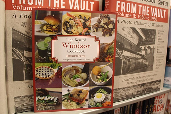 books: Best of Windsor Cookbook and From the Vault II