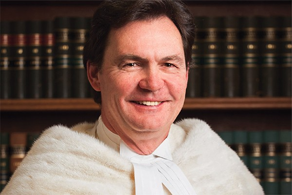 Richard Wagner, justice of the Supreme Court of Canada.