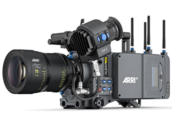 Arri Alexa digital camera