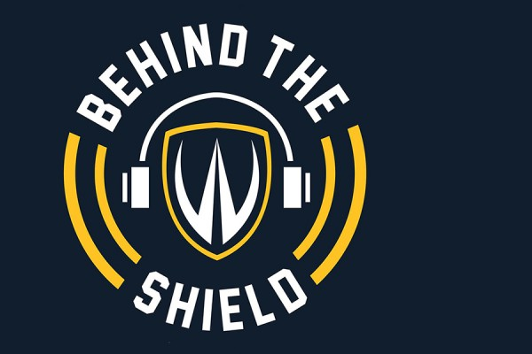 "The ""Behind the Sield"" podcast channel will engage Lancer fans during the hiatus of varsity sport due to the COVID-19 pandemic."