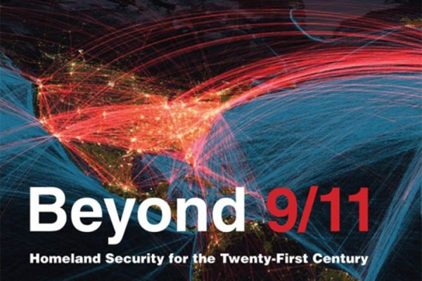 book cover : Beyond 9-11