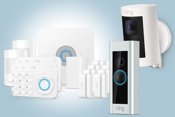 Amazon Ring video doorbell